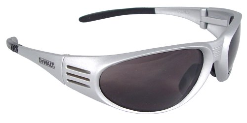 Dewalt DPG56-2C Ventilator Smoke High Performance Protective Safety Glasses with Wraparound Frame (Woodworking Ventilator compare prices)
