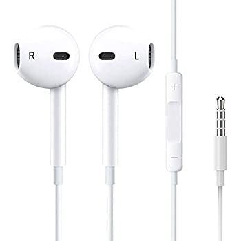Amazon.com: Apple Wired Headset for devices with a 3.5mm