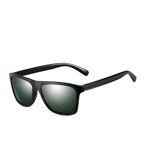 oscuro polarizadas C1 gafas Gafas Guía para Sunglasses plástico hombres de Gafas de el sol viajar Black hombre de TL Pesca humo G15 C4 azul de para sol WgaSOnHq
