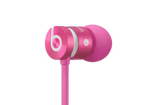 urBeats Wired In Ear Headphone Pink