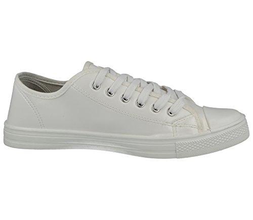 Foster White Sneaker 40 Footwear Uomo rt8Frq