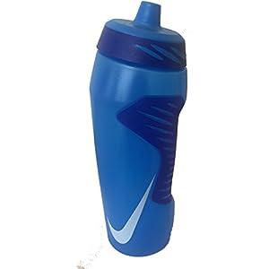 Nike Hyperfuel Water Bottle, 24oz (Royal Blue/White)