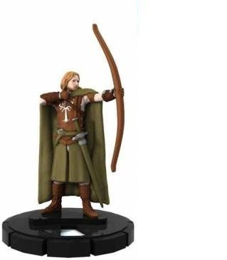 (HeroClix: Faramir # 14 (Uncommon) - Lord of the Rings)