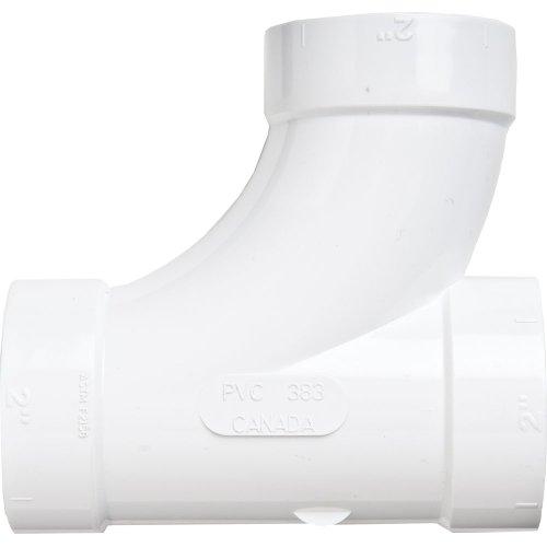 (Lumtopia Nutone CF383 90 Degree Tee Central Vacuum)