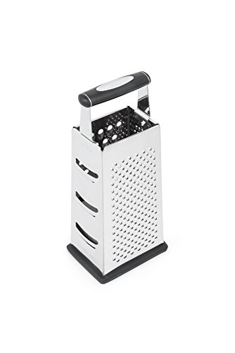 (Fox Run Grater - Stainless Steel - 4 sided)