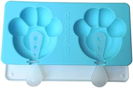 Moldes de silicona de grado alimenticio, hechos en casa, 2 moldes ...