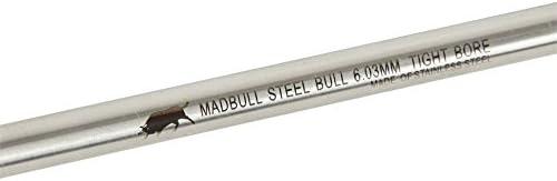 MadBull Steel Bull Edelstahl Inner Barrel 6.03mm 229mm MP5 AK Beta frei ab 18 Jahre!