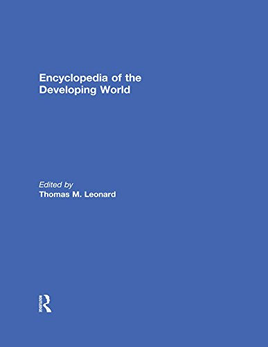 Download Encyclopedia of the Developing World Pdf
