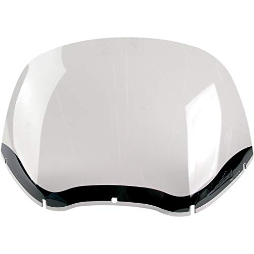 Slipstreamer Windscreen Smoke 15 Inch for Harley FLTR 04-10 ()