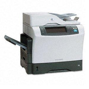 (HP LaserJet M4345 Laser Printer/Copier/Color Scanner)