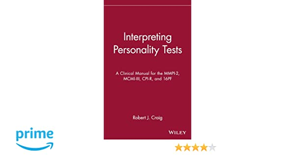 Interpreting personality tests a clinical manual for the mmpi 2 interpreting personality tests a clinical manual for the mmpi 2 mcmi iii cpi r and 16pf 9780471348184 medicine health science books amazon fandeluxe Images