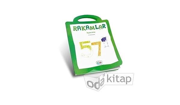Rakamlar Boyama Kitabi M Ahmet Demir 9786051594774 Amazon Com