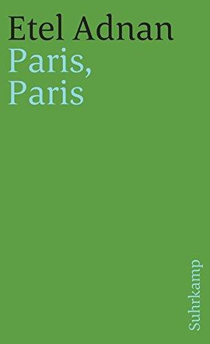 Paris, Paris (suhrkamp taschenbuch)