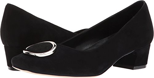 buy cheap 100% guaranteed VANELi Womens Lailie Black Suede/Silver Trim cheap sale authentic outlet store cheap price g9jJv2dnd