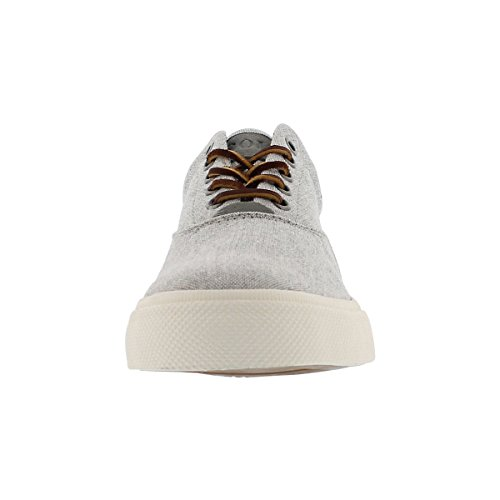 Polo Ralph Mens Lauren Vaughn Spets-up Mode Sneaker Grå