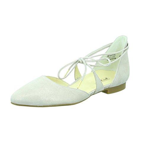 Ballet 3399229 Green Flats Women's Combo Paul fBxtTp