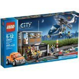 LEGO City Set #60009 Helicopter Arrest