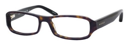 Tommy Hilfiger Unisex 'TH 1019 KVX' Eyeglasses Plastic 53mm 53 - Tommy Glasses