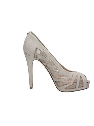 Guess Flham1 Sue07 Decollete Mujer Beige