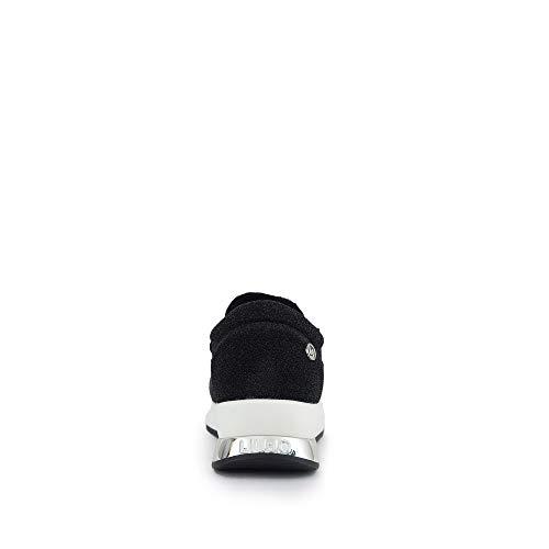Liu Noir Jo Femmes B68011tx006 Sneakers 1n1dfIUrq