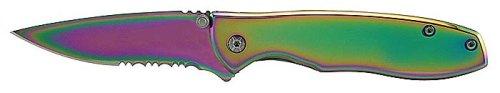 Sheffield 12855 Absaroka Folding Pocket Knife, Outdoor Stuffs