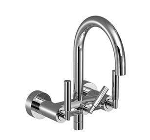 Dornbracht 25100882-00 Wall-Mounted Tub Mixer, Without Hand Shower S