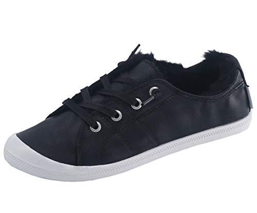 Chaussures Running Lacet Basiques Mixte Canvas De Hooh Coton On Baskets Mode Elastique En Slip 2009 Adulte Noir nx8Cqwnp0X