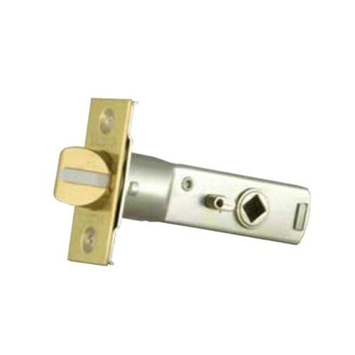 Baldwin 5510.0030 Replacement Privacy Button for Estate Knobs, Lifetime Polished Brass ()