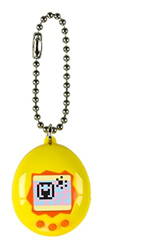 (Tamagotchi mini, Yellow and Orange)