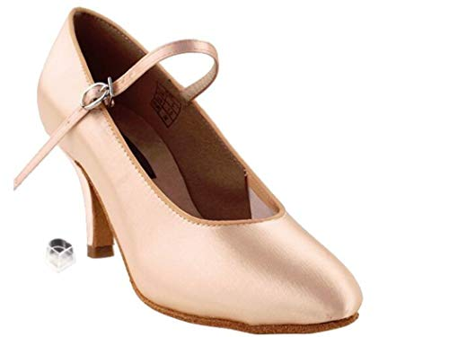 Ladies Women Ballroom Dance Shoes from Very Fine CD5024M Rounded Toe 2.5