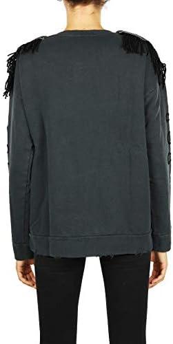 Pinko Sweat-shirt ras du cou en coton