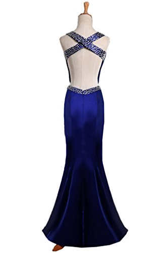 TOSKANA BRAUT - Vestido - para mujer Azul Real