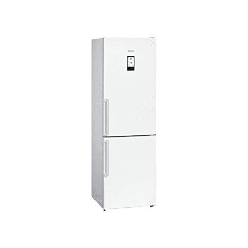 Siemens iQ300 KG36NVW3P nevera y congelador Independiente Blanco ...