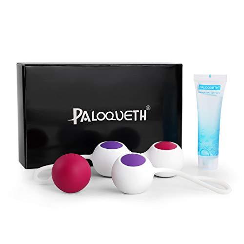 Kegel Balls Exercise Weight for Women Bladder Control & Pelvic Floor Exercises Tightening