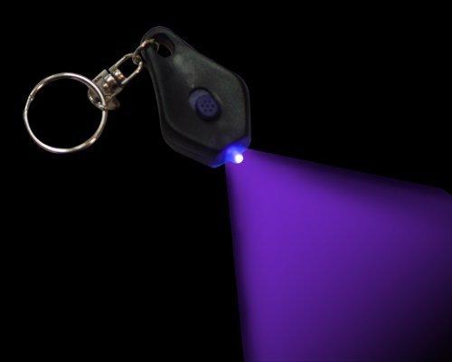 Black Light LED Micro Raver Light]()