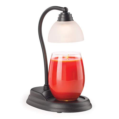 Candle Warmers Signature Aurora Lamp - Black Finish