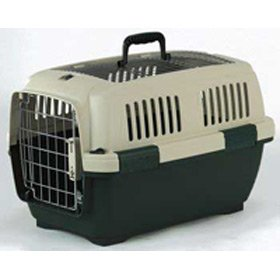 MARCH CLIPPER ARAN 2 CARRIER GRN/BGE, My Pet Supplies