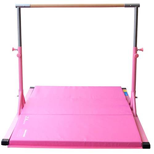 Z Athletic Elite Gymnastics bar Adjustable Height for Kips, Training & 4