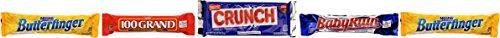Nestle Chocolate Bars Variety Pack, 20 (Nestle Variety Pack)