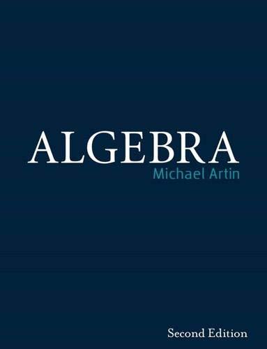 Algebra (2nd Edition)