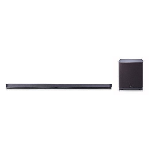 LG SJ9 5.1.2 Channel High Resolution Audio Sound Bar with Dolby Atmos (2017)