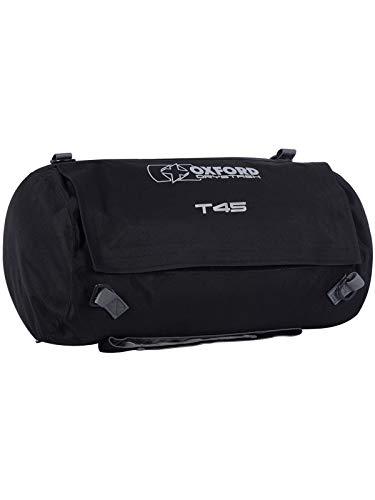 Oxford OL313 DryStash T45 Bag Black 58L Weather-Proof 600D Polyester Luggage