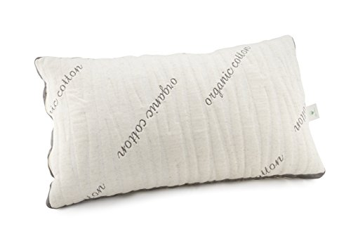 Forms Dividends (Sleep Artisan - Natural Latex Adjustable Loft Queen Pillow - Customizable from Firm to Soft, Cover Made with Organic Cotton - Pillows are Antimicrobial and Eco-Friendly - Made in USA)