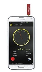 Smart Geiger Nuclear Radiation Detector Counter For iOS iPhone Android Phone, [Importado de Reino Unido]: Amazon.es: Electrónica