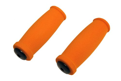NEW REPLACEMENT Handle Grips for RAZOR SCOOTER ORANGE (Razor Scooter Replacement Grips)