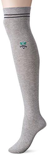 (キャロウェイ アパレル) Callaway Apparel [ レディース] 防菌 防臭 ニーハイ ソックス (機能素材ドラロン) / 241-8185807 / かわいい 靴下 ゴルフ