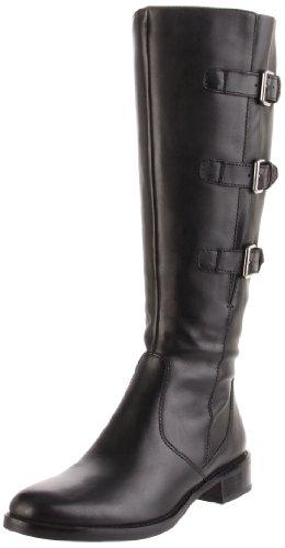 Donna Nero Hobart Altezza black1001 Ecco Da Stivali 25 Di O0qdxYZ