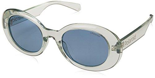 Sol Gafas Polaroid PLD 6052 mujer GREY S BLUE de ggpPqw