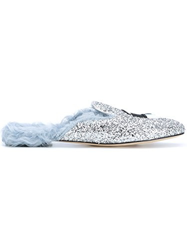 On CF1636 Ferragni Chiara Glitter Argento Sneakers Donna Slip zxEw8nF