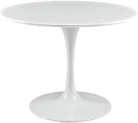 Modway Lippa 40″ Mid-Century Modern Dining Table